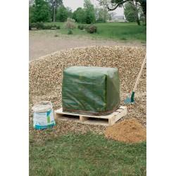 Bâche de protection Protex extra vert 6x8m