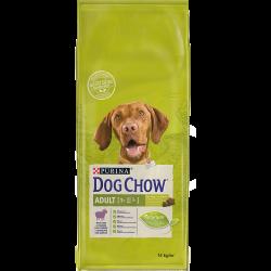 Dog Chow All Sizes Adult Light / Sterilised avec OPTIWEIGHT Riche en Poulet - Croquettes chiens - 3 kg