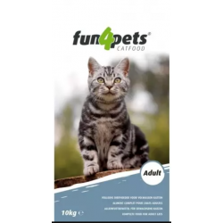 Fun4pets cat 10 kg