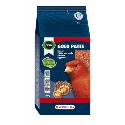 Orlux gold patee rouge 250 gr