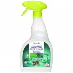 Dégraissant désinfectant prêt à l'emploi 750 ml