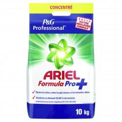 Lessive professionnelle ARIEL PRO + 10 kg