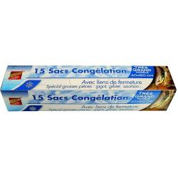 Sacs congélation - 40 x 60...