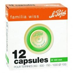 Capsules FW - ø 100 verte -...
