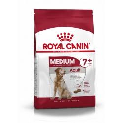 Royal Canin - Medium Adult 7+ - Croquettes chien - 15 kg