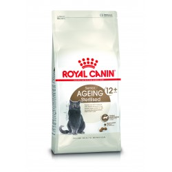 Royal Canin - Ageing Sterilised 12+ - Croquettes chat - 2 kg