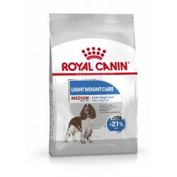 Royal Canin - Medium Light Weight Care - Croquettes chien - 3 kg