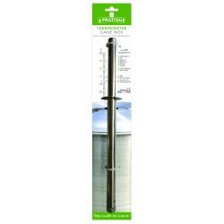 Thermomètre gainé acier inox -  Le Pratique