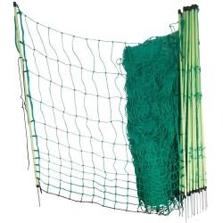 Filet pour volailles non électrifié hauteur 1 m 12 x 25 m