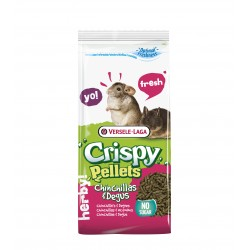 Crispy pellets chinchilla 1 kg