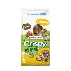 Crispy muesli hamster 1 kg