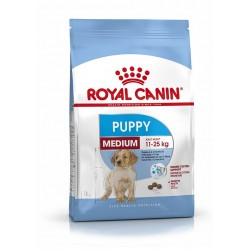 Royal Canin Puppy Medium - Croquettes chiot - 4 kg