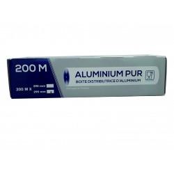 Film aluminium alimentaire...