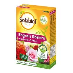 Engrais rosiers et arbustes à fleurs - 750g