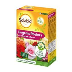 Engrais rosiers et arbustes à fleurs - 1,5kg