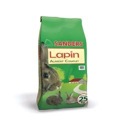 Granulés Lapin Clapier - 25 kg