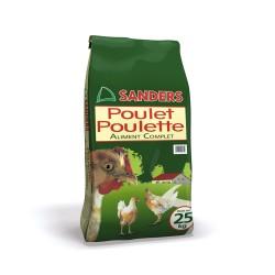 Granulés Poulet Poulette 2ème âge - 25 kg