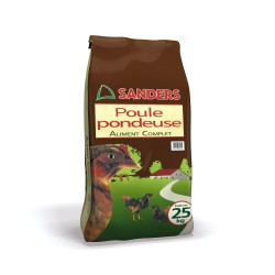 Granulés Poule Pondeuse - 25 kg