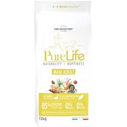 Pure life maxi adult sac de 12 kg