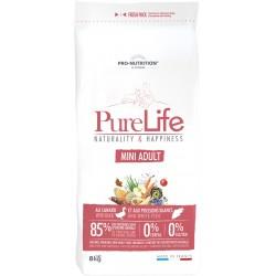 Pure life mini adult sac de 8 kg