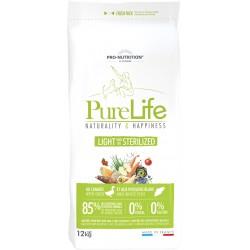 Pure life light stérilisé sac de 12 kg