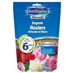 Engrais osmocote rosiers, arbustes a fleurs  - 750g