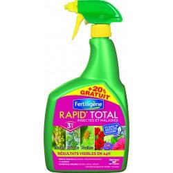 Insectes & maladies ferti rapidtotal prêt à l'emploi  - 960ml
