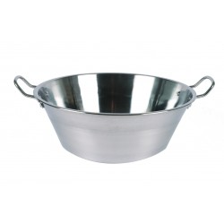Bassine à confiture inox