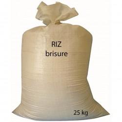 Brisure de riz en sac 25 kg
