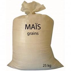 Maïs grains sac de 25 kg