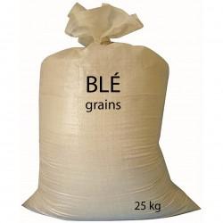 Blé sac de 25 kg