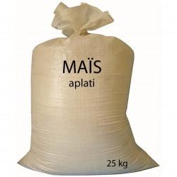 Maïs aplati sac de 25 kg