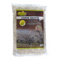 Corne Broyé engrais naturel UAB 5 kg
