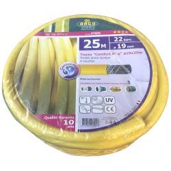 Tuyau jaune comfort plus - 25 m, Ø 19mm