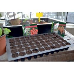 3 plateaux Plantingplate 35